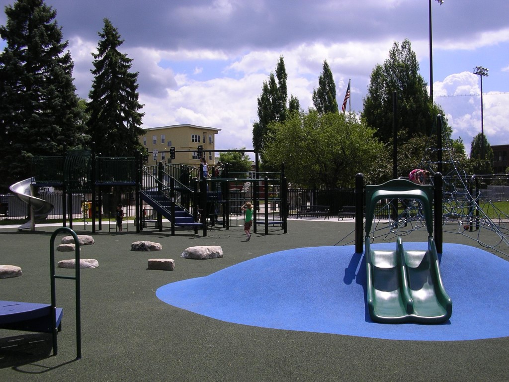 landscape architecture firm Massachusetts parks playgrounds