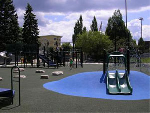 Design for Parks and Playgrounds